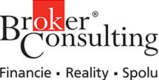logo realitnej kancelárie broker consulting
