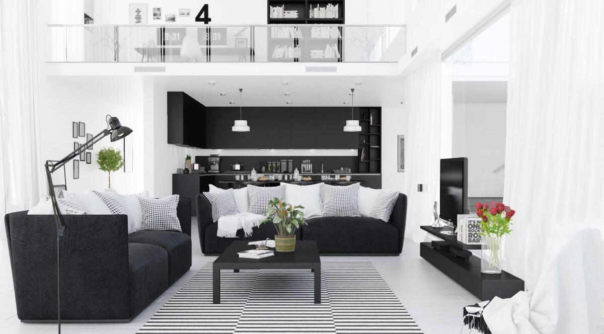 pekný luxusný a moderný byt